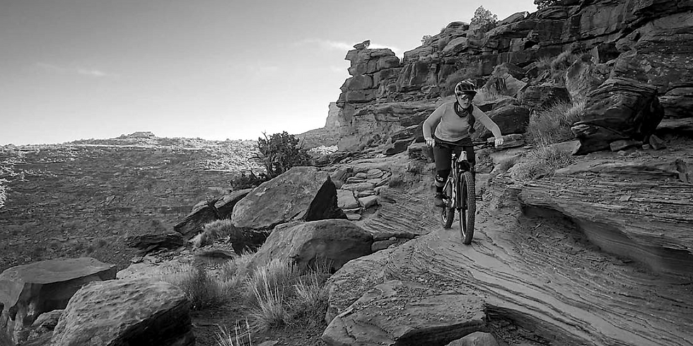 PEDAL IT OUT  - MOUNTAIN BIKE SKILLS CLINIC