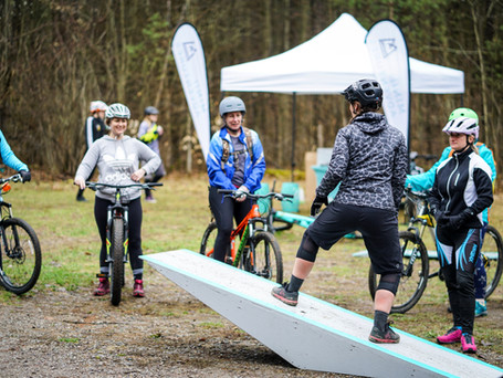 Changing the Narrative: More Women on Bikes