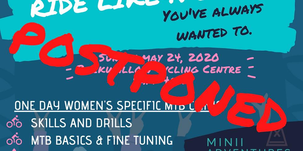 NIELSENS BICYCLES + MINII ADVENTURES WOMEN'S MOUNTAIN BIKE CLINIC