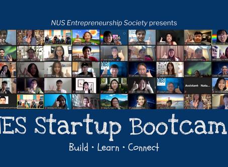 NES Startup Bootcamp