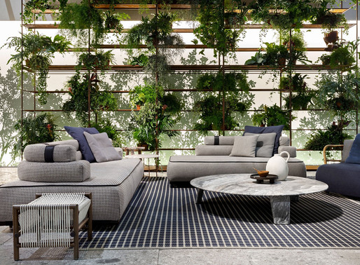 Exteta Redefines Outdoor Furniture with the Panarea Collection