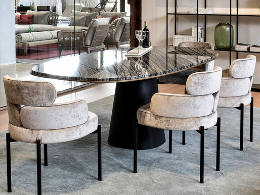 New in Meridiani at our #DallasDesignDistrict Showroom