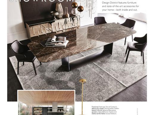 Cantoni Recognized in Modern Luxury Interiors Texas Top 50