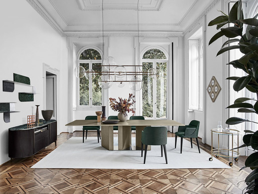 Gallotti&Radice: Tables Designed with Excellence in Mind