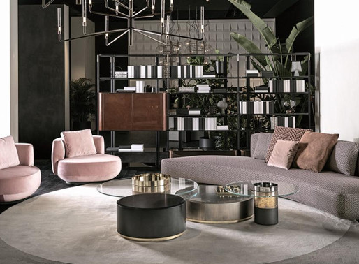 Gallotti&Radice Present New Products at IMM-Cologne 2020