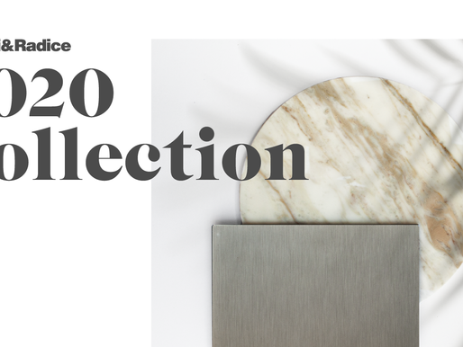 Gallotti&Radice's New 2020 Collection