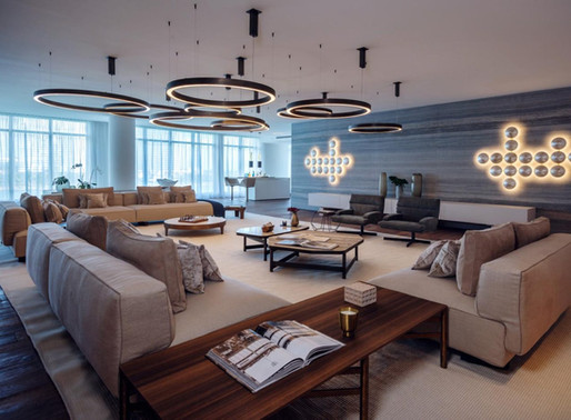 Henge Curates the Largest Model Residence at Palazzo del Sol