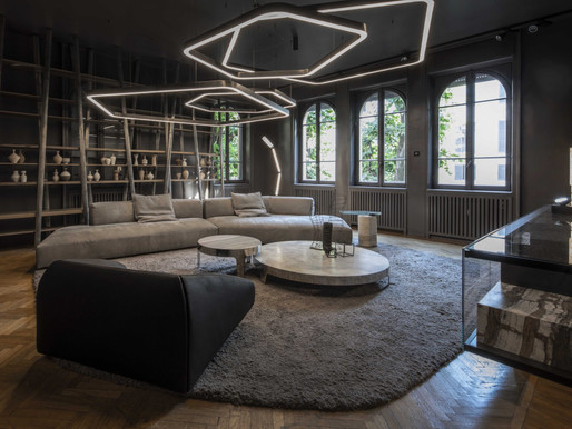 Discover Henge's #21 Collection from Milano Design Week
