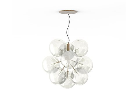 Bolle Cielo Hanging Lamp