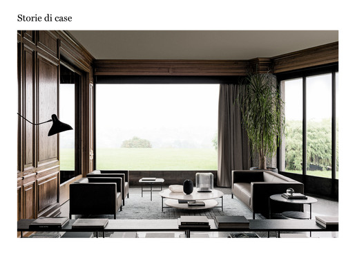 Four Stories, Four Locations: Introducing 'Storie di case' by Meridiani
