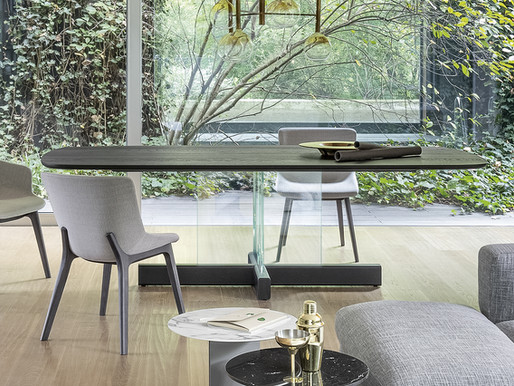 Bonaldo: Dining Tables with a Distinctive Personality