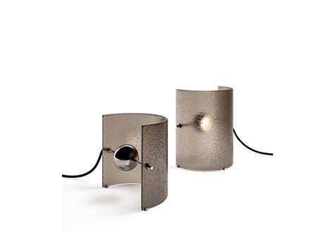 Bonfire Table Lamp