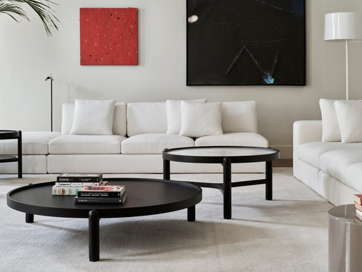 Vittorio Coffee Tables from Meridiani