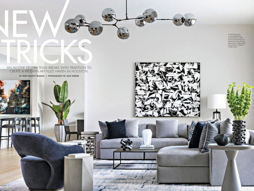Cantoni Trade Featured in Modern Luxury Interiors