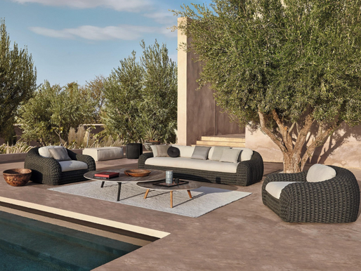 Introducing Outdoor Living with Manutti