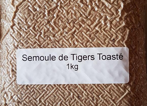 Semoule de Tigers Toastés