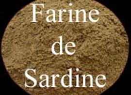 Farine de Sardines