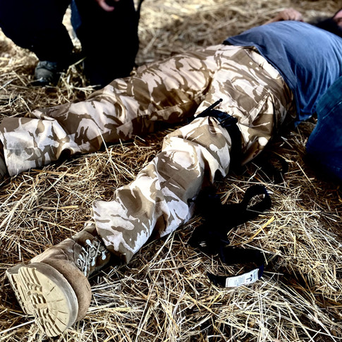 Tactical Medical Training