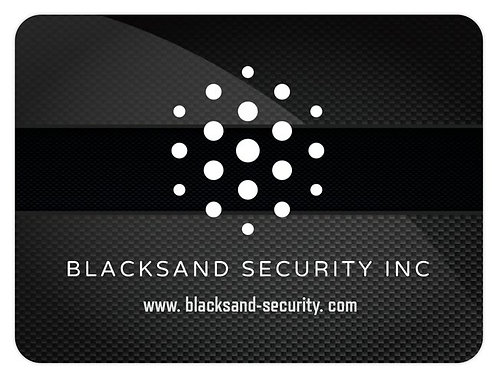 Blacksand  Stickers