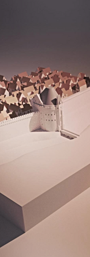 Digitale maquette (2020)