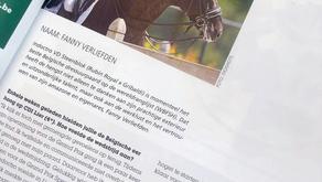 Fokken met het beste Belgische dressuurpaard