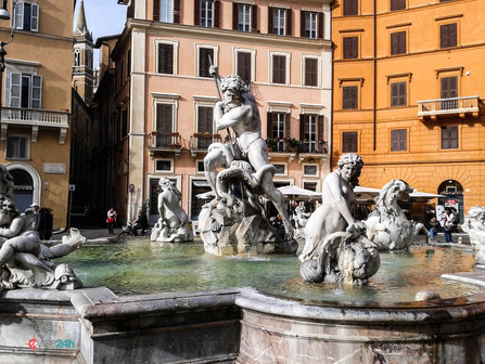 14 motivos para conhecer Roma (Itália 01)