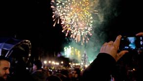 Hogmanay Festival – Ano Novo em Edimburgo (Escócia 02)