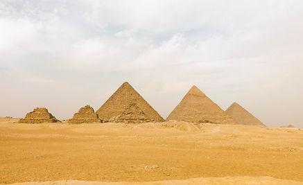 Minha incrível viagem ao Egito!