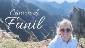 Cânions catarinenses no inverno: como é acampar no Cânion do Funil