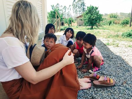 Visita aldeia Tekoá Marangatu