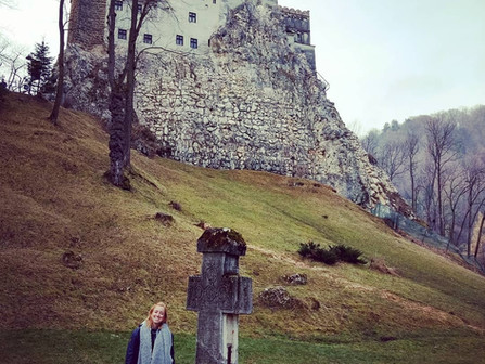 Castelo do Drácula, Transilvânia (Romênia 02)