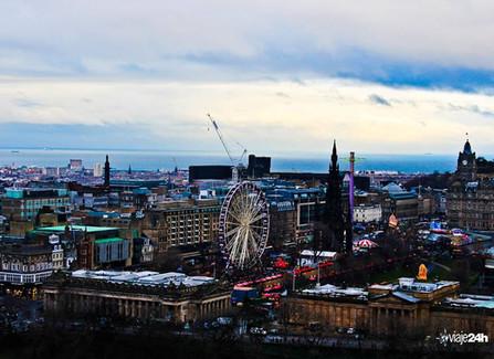 8 Motivos para conhecer Edimburgo (Escócia 01)
