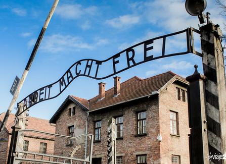 Visita aos campos de concentração de Auschwitze Birkenau e Museu Oskar Schindler (Polônia 02)