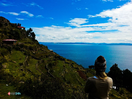 Lago Titicaca, Uros e Isla Taquile (Peru 04)