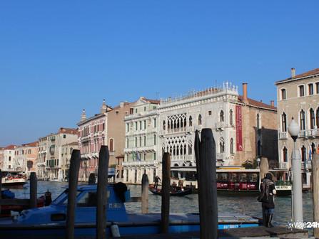 Como chegar e onde se hospedar em Veneza (Itália 02)