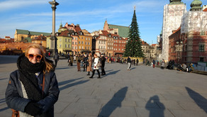 Conheça Varsóvia! (Polônia 01)