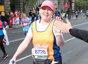 Success Stories: How wellness coaching contributed towards Amanda's marathon ambition