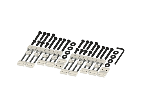 45 Piece Oops Clamp Set