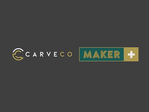 Carveco Maker + (12 Month Subscription)