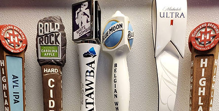 Beer on Tap at Fly Boy Pizza