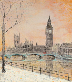 Snow Westminster