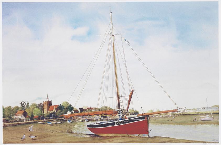 Oyster Smack Maldon