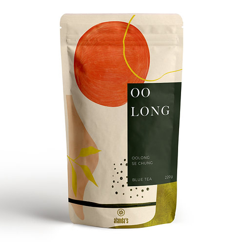 OOLONG | Blauer Tee aus Se Chung Region in China