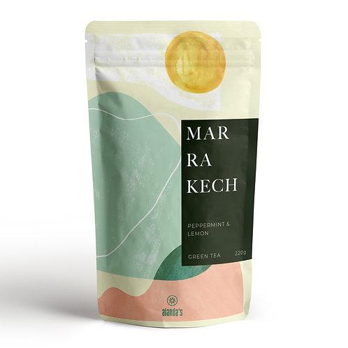MARRAKECH | Grüntee, Minze & Zitrone
