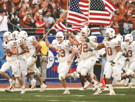 Texas fires Tom Herman