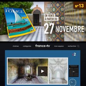 Parution & exhibiton france 2