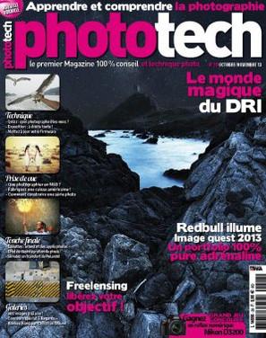 Article et concours magazine Phototech