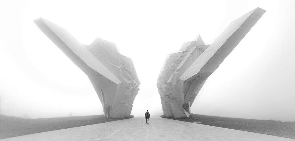 spomenik abandon croatie urbex