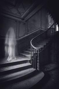 fantome ghost art création photo urbex tekprod abandon emmanuel tecles