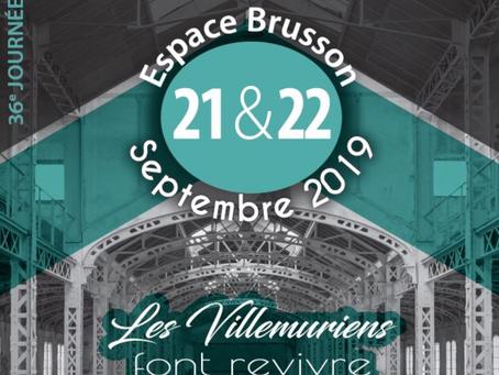 Finaliste expo          Villemur sur tarn    journees du patrimoine